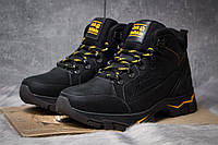 Зимние ботинки  на меху Jack Wolfskin, черные (30941) размеры в наличии ► [  42 (последняя пара)  ], фото 1