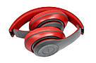 Беспроводные Bluetooth наушники с микрофоном P15 WIRELESS FM, фото 4