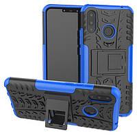 Чехол Armor для Huawei P Smart+ Синий