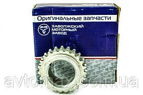 Шестерня валу колінчатого ЗМЗ 406-514