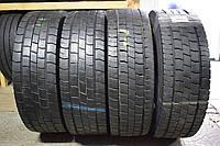 Грузовые шины б/у 235/75 R17.5 Continental, ТЯГА, комплект