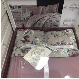 Комплект постельного белья Amore Bej