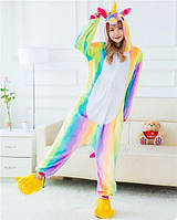 Пижама кигуруми Единорог радужный взрослый d18a56220c013