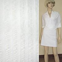 Батист белый жатый ш.130 ( 10258.002 )