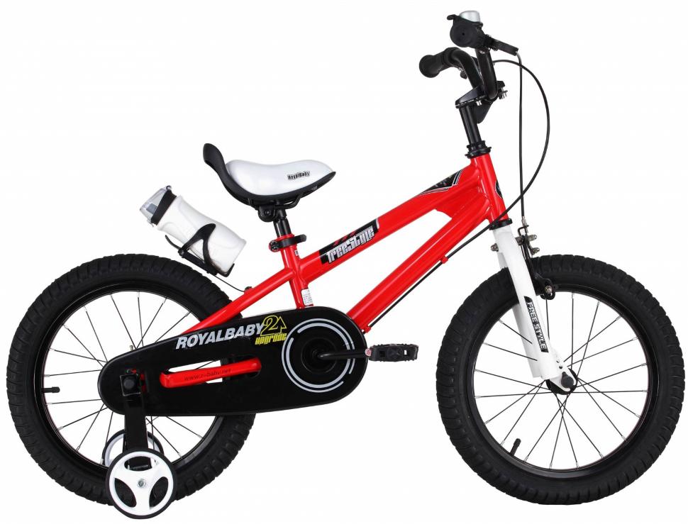 Велосипед RoyalBaby Freestyle 12