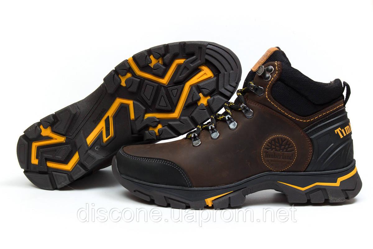 Зимние мужские ботинки 30931 ► Timberland Pro Series, коричневые ✅SALE! % ► [ нет в наличии ]