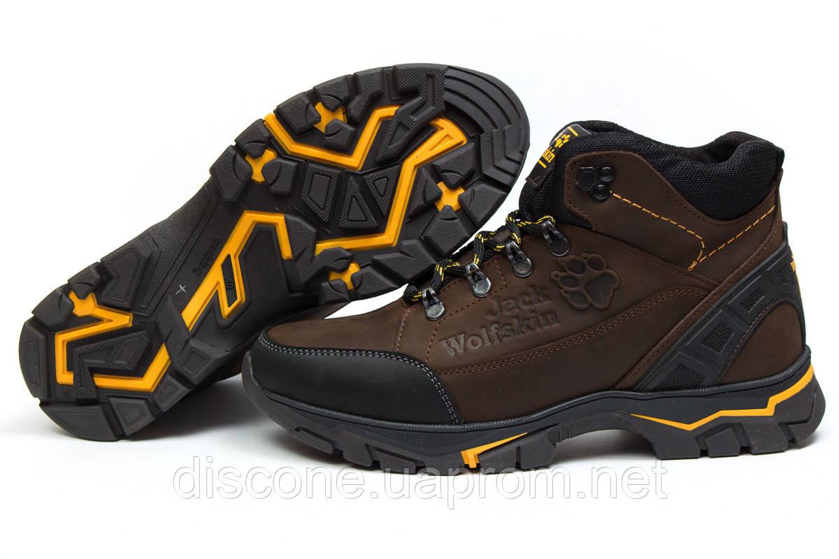Зимние ботинки на меху ► Jack Wolfskin,  коричневые (Код: 30943) ►(нет на складе) П Р О Д А Н О!