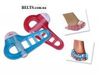 Массажное средство для пальцев ног Pampered Toes Sensation, массажер для ног  Пэмперт Тоуз Сенсейшен
