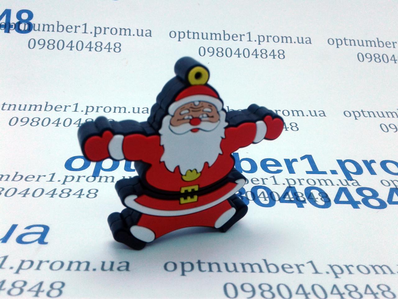 Подарочная флешка Дед Мороз. 16 ГБ, 16 GB