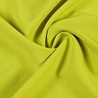 Креп костюмный бистрейч зеленое яблоко ш.150 (10301.030)