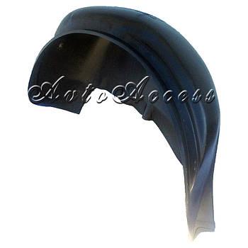 Підкрилки Geely Emgrand X7 зад./пара (з бортиком, під саморізи)