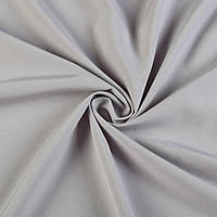 Биэластик гладкий бледно серый ш.150