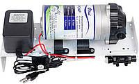 Помповый насос используется для систем фильтров при низком давлении ROPOMP