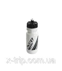 Фляга велосипедная RaceOne Bottle XR1 600cc White-Black