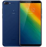 "Смартфон Lenovo K5 Note 2018 Blue 3/32Gb, 16+2/8Мп, 6.0"" IPS, 3760mAh, 4G, Snapdragon 450, 8 ядер, 2sim"