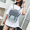 Женский рюкзак кожзам, фото 5