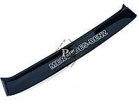 Дефлектор заднего стекла MERCEDES BENZ Sd (W124) 1984-1995 (на скотче) - Задний козырек Мерседес Бенц В124