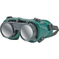 Очки защитные VOREL газосварщика, V-74400