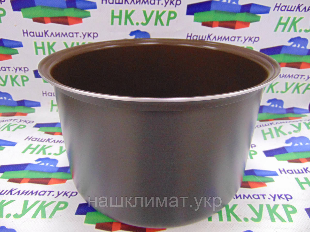 Чаша мультиварки Moulinex 5L (керамика) D=233mm H=147mm SS-994455, фото 1