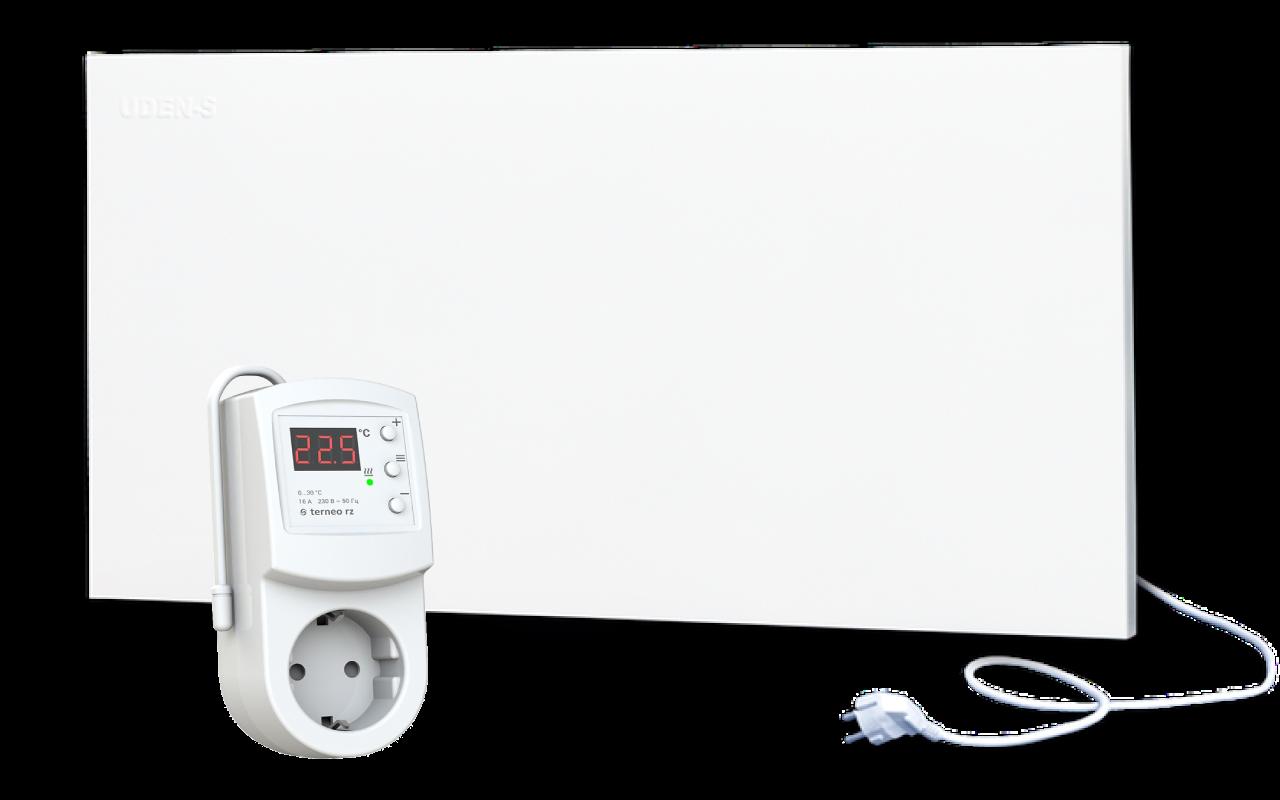 экономичный керамический инфракрасныйобогревательс терморегулятором