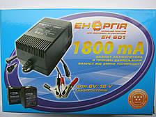 Зарядное устройство для аккумуляторов 6в и 12в ЕН-601
