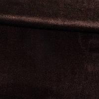 Велюр стрейч коричневый темный, ш.165 (10855.044)