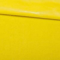 Велюр стрейч желтый, ш.160 (10855.047)