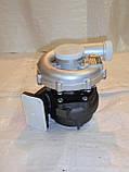 Турбокомпресор (турбіна) К27-43-01(Т-90S.ЮМЗ,Зіл-5301), фото 2