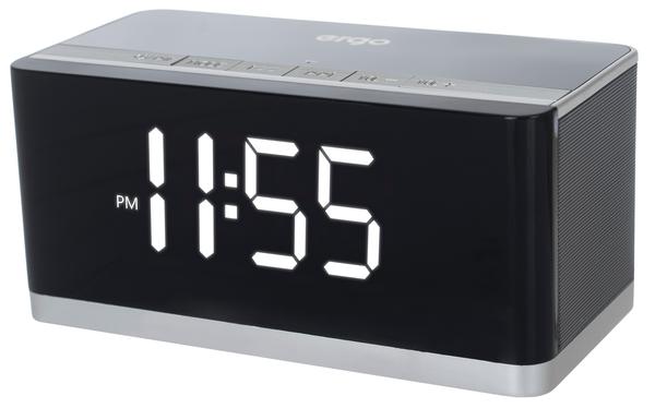 Портативная колонка - Радио часы ERGO YH-32