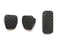 Накладки на педали Шкода Октавия ТУР Фабия Бора Гольф 4 ( накладка педаль тормоза сцепления газа ) SkodaMag, фото 1