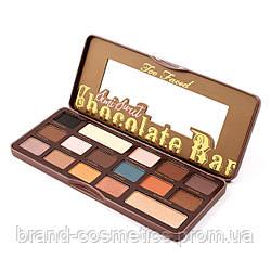 Тени для век Too Faced Chocolate Bar Semi-Sweet