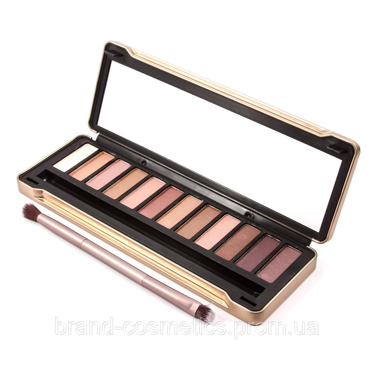 Тени для век Beauty Creations Nudes Eyeshadow Palette