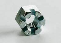 DIN 935 Гайка М6 корончатая