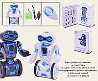 Робот аккум. р/у HG-702B (24шт/2) свет,звук в коробке 20*9*25,5см