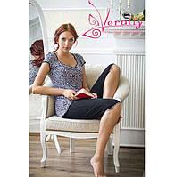 Пижама с бриджами и футболкой TM VERALLY модель 323
