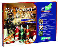Набор для росписи по стеклу c ароматом Рождества STANGER 10790