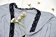 Комплект халат и сорочка, фото 2