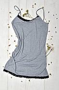 Комплект халат и сорочка, фото 4