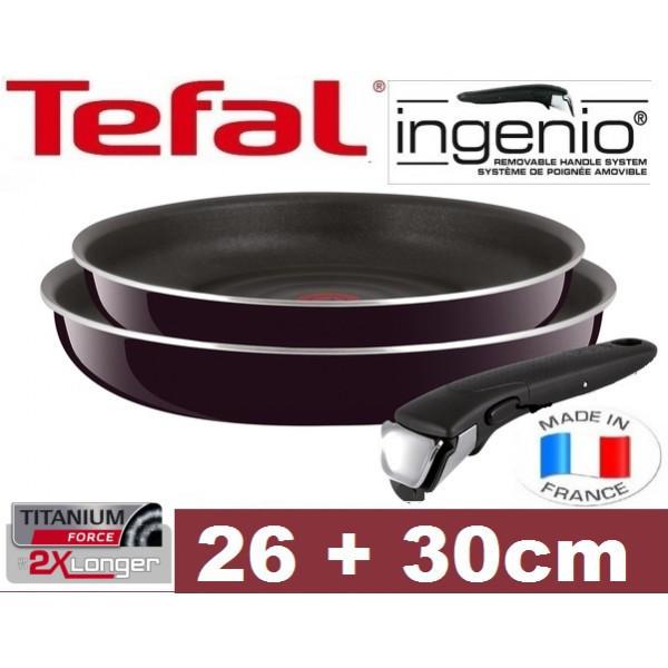 Сковородка TEFAL INGENIO L61393