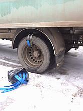 Браслеты цепи противоскольжения БУЦ Для грузовых 4шт