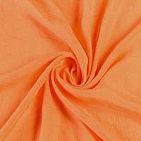 Вискоза жатая оранжевая ш.150 (10987.004)