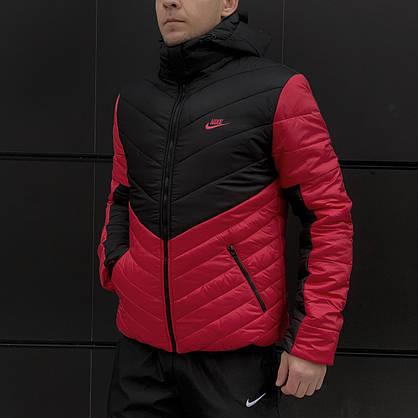 Комплект Куртка Трансформер  + Штаны тёплые Барсетка + перчатки в подарок, фото 3