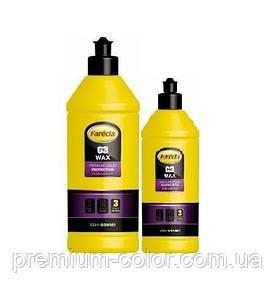 Защитная полироль G3 Wax Premium Liquid Protection №3 (0,5л)