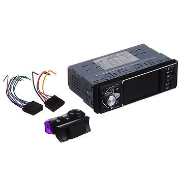 Магнитола автомобильная с Bluetooth 4036 CRB