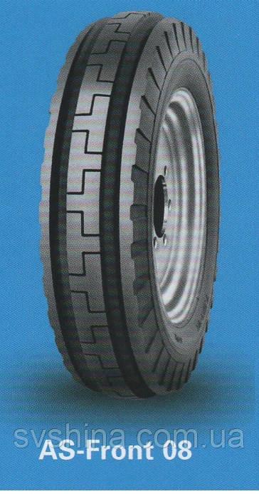 Сільгосп шини 6.50-16 (175-406) CULTOR AS-FRONT 08, 91A6 ЧЕХІЯ, 8нс