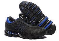 Мужские кроссовки  Adidas Porsche Design Sport P5000 черно-синие
