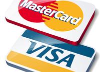 Онлайн  оплата на сайті. Visa Mastercard