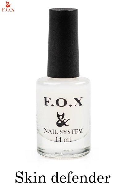 Средство для удаления кутикулы F.O.X Cuticle eraser, 14ml