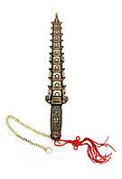"Кинжал ""пагода"" (24,5 см)(hk-298)"