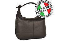 Классическая женская кожаная сумка из Италии